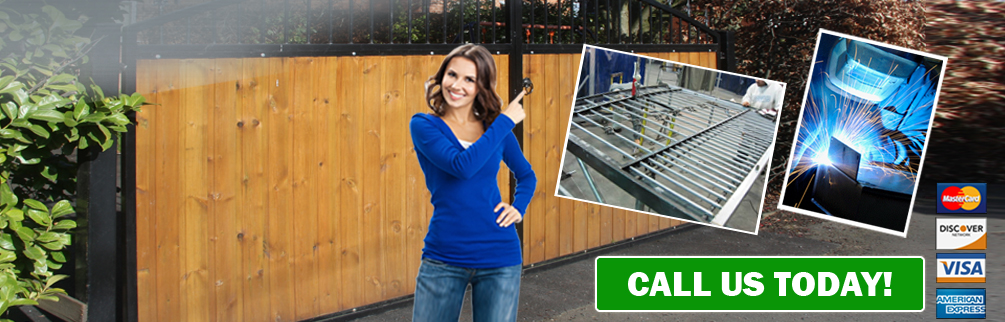 Gate Repair Westlake Village, CA | 818-922-0773 | Swing Gate